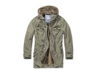 Vojenské kabáty a parky