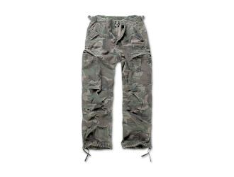 Vojenské kalhoty a maskáče