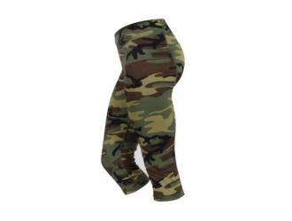 Dámské army oblečení