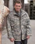 OBLEČENÍ Kabát US M65 s tepelnou vložkou AT-Digital