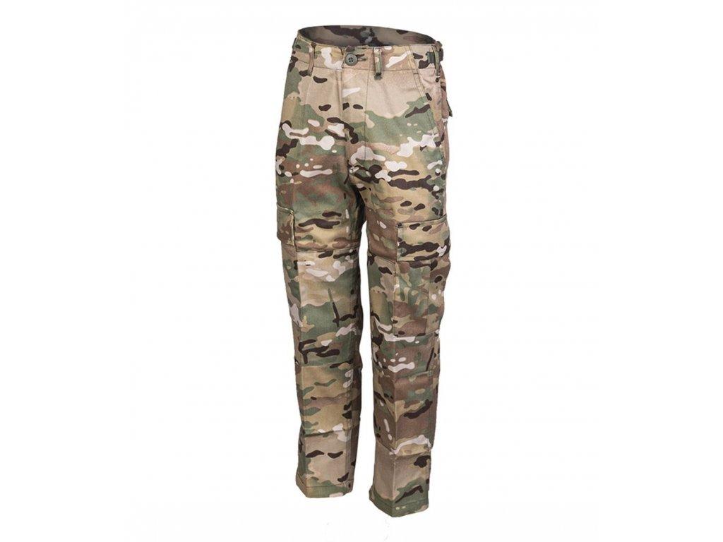 Kalhoty dětské MIL TEC BDU MultiTarn