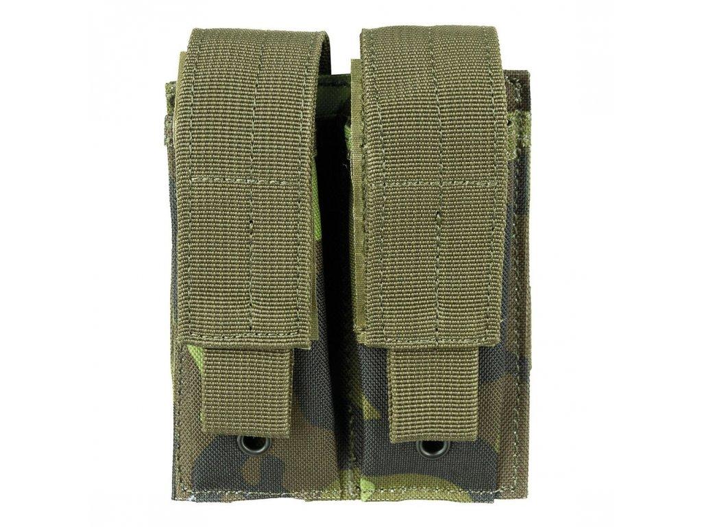 Sumka Max Fuchs MOLLE na pistolové zásobníky dvojita CZ 95 1