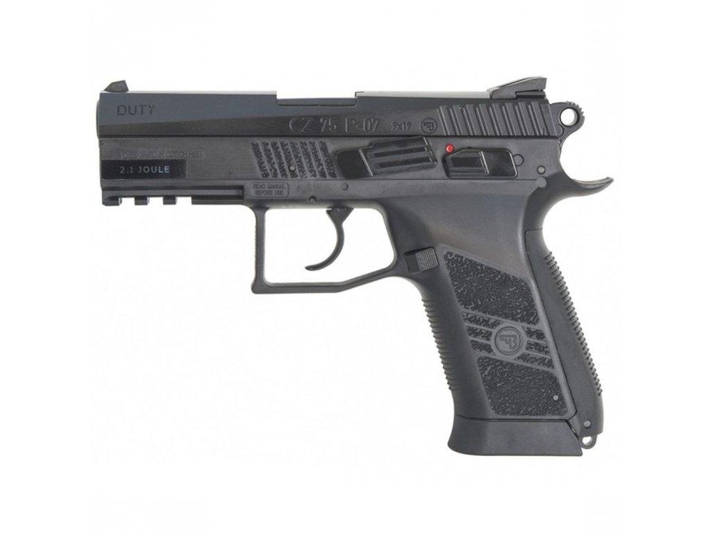 Vzduchová pistole ASG CZ-75 P-07 Duty