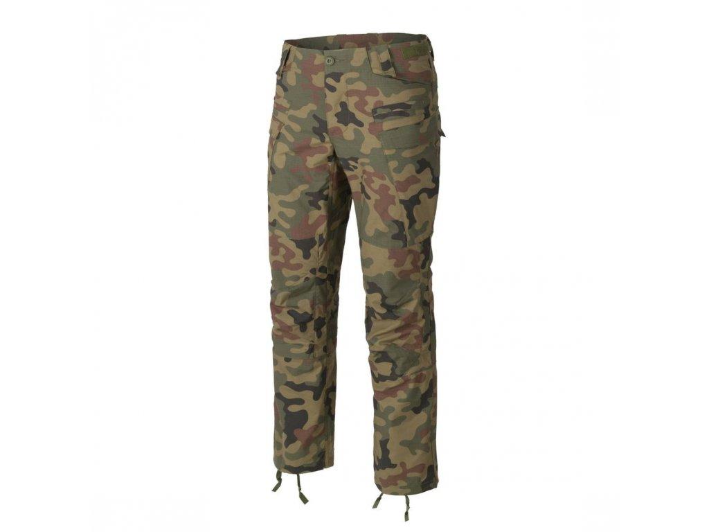 Kalhoty Helikon Tex® SFU NEXT MK2® Stretch PL Woodland 1