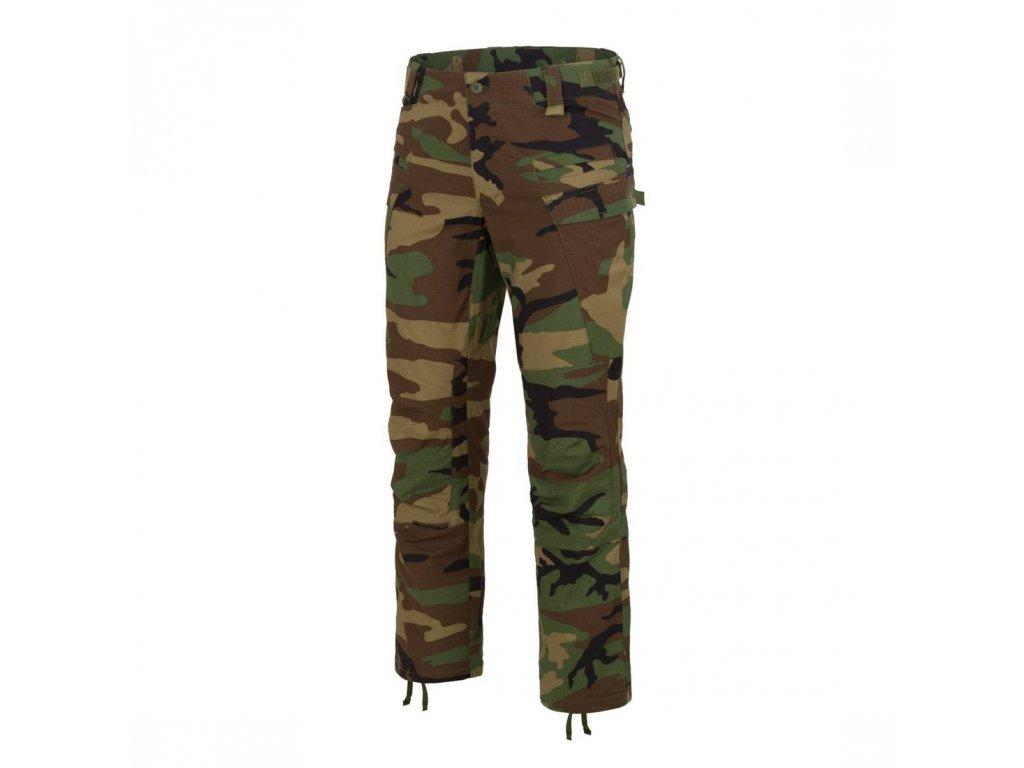 Kalhoty Helikon Tex® SFU NEXT MK2® Stretch Woodland 1