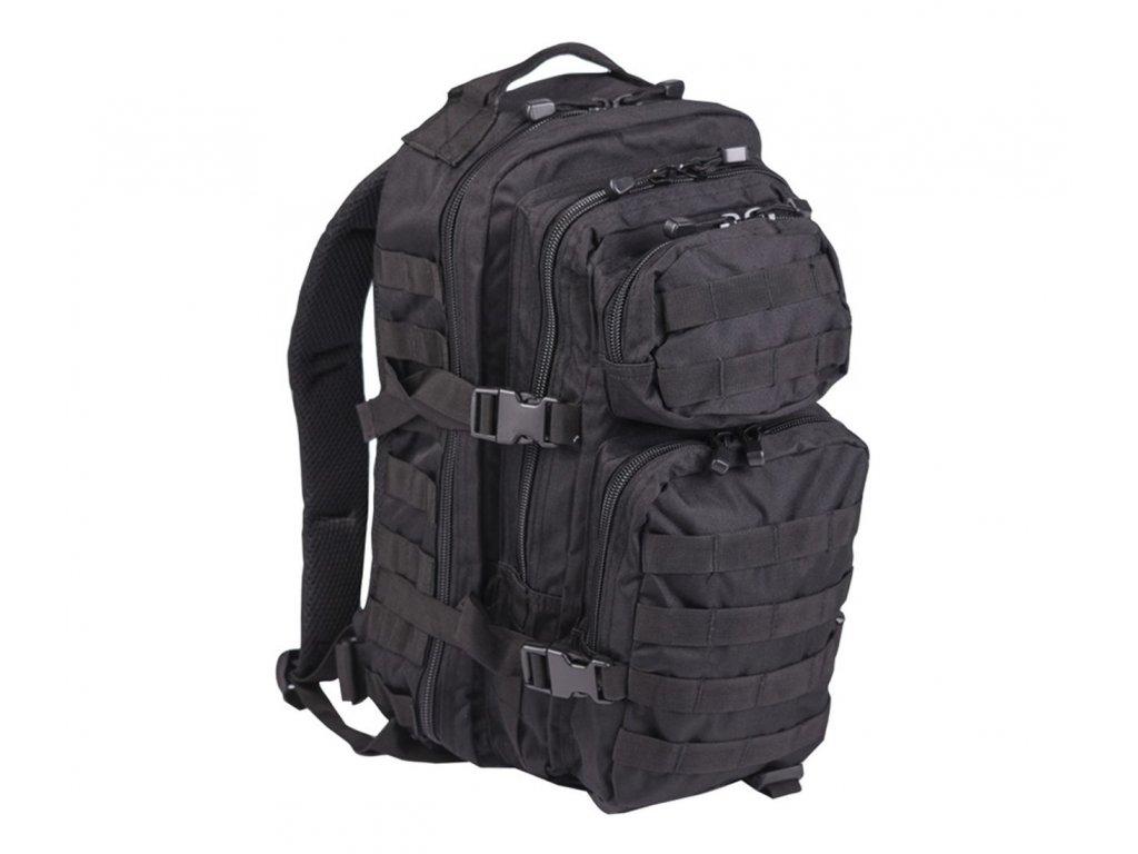 Batoh MIL TEC US Assault Pack SM 20l cerny