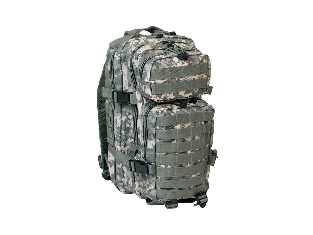 Batoh MIL-TEC US Assault Pack SM 20l AT-Digital