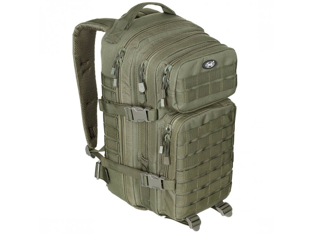 Batoh Max-Fuchs US Assault Pack 30l Olive