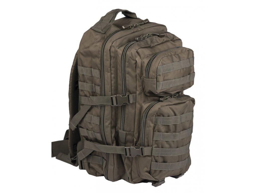 Batoh MIL TEC US Assault Pack LG 36l Olive