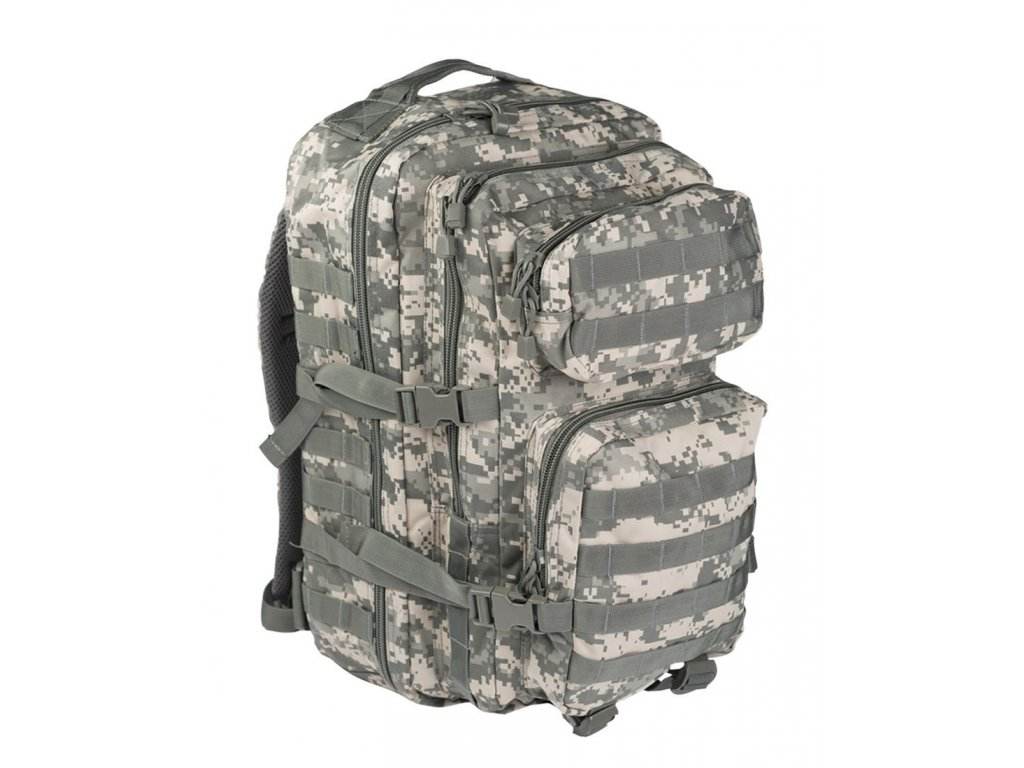 Batoh MIL TEC US Assault Pack LG 36l AT Digital