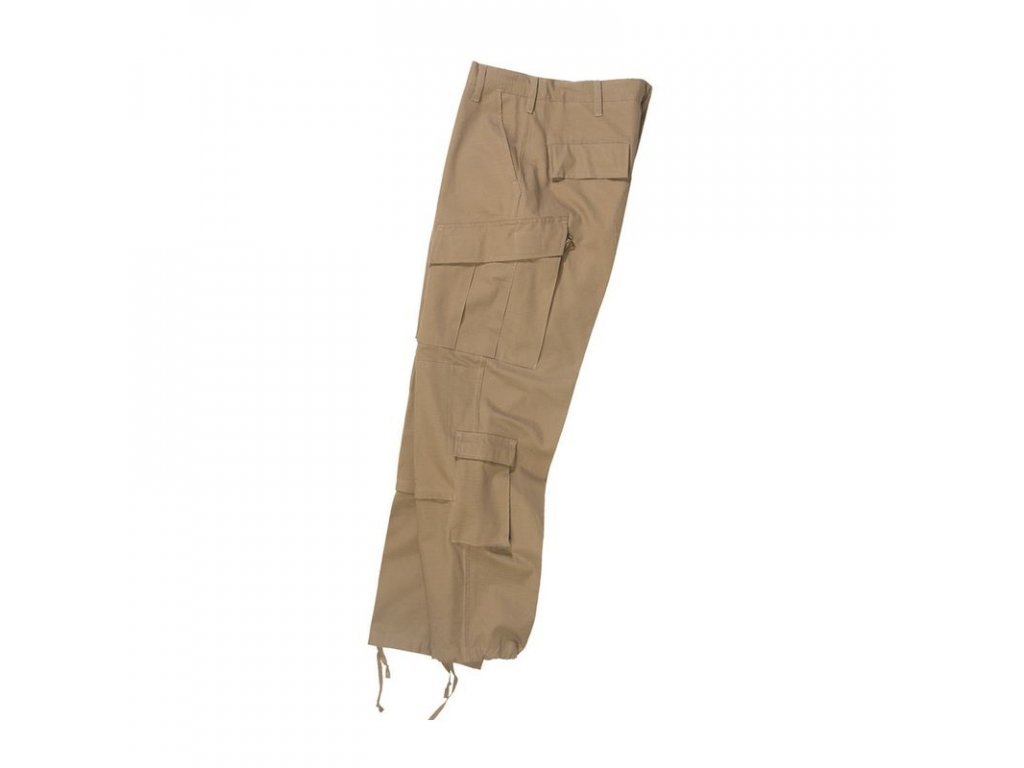 Kalhoty MIL-TEC ACU Coyote