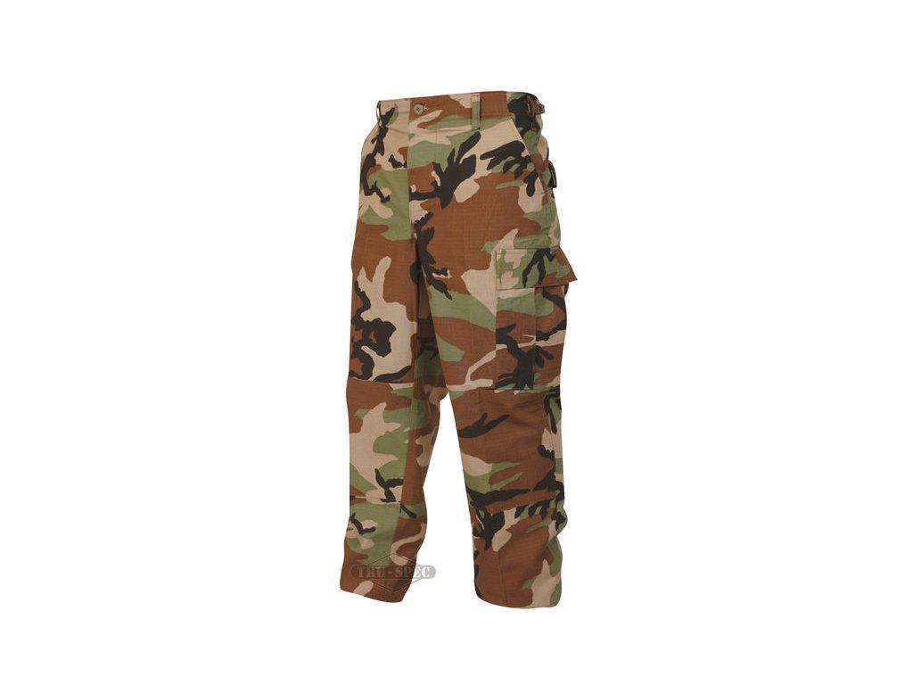 Kalhoty TRU-SPEC BDU Woodland