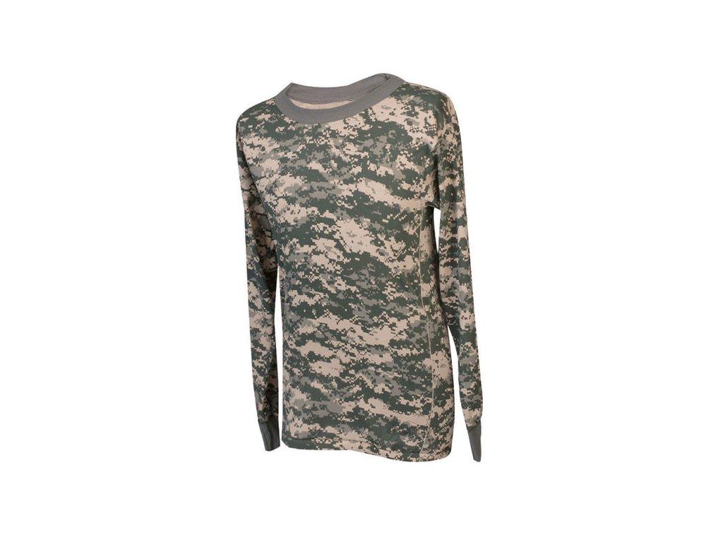 Tričko TRU-SPEC dlouhý rukáv AT-Digital