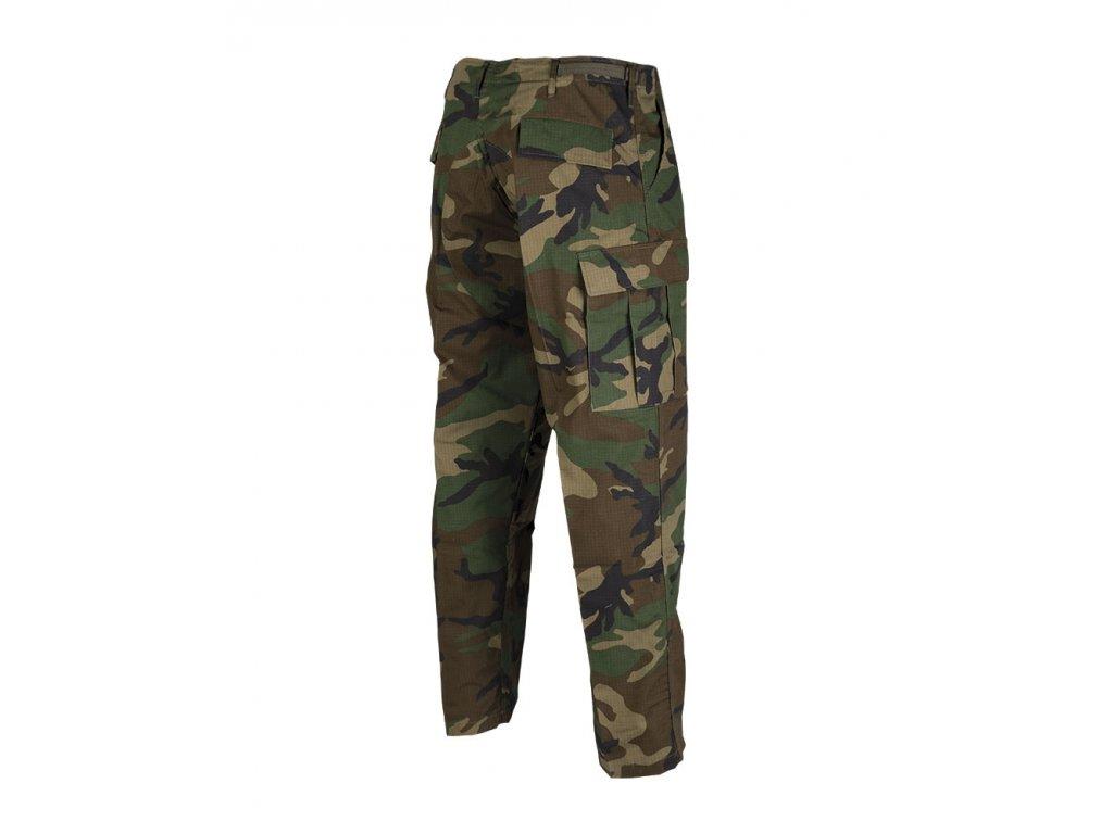 Kalhoty MIL-TEC BDU Woodland