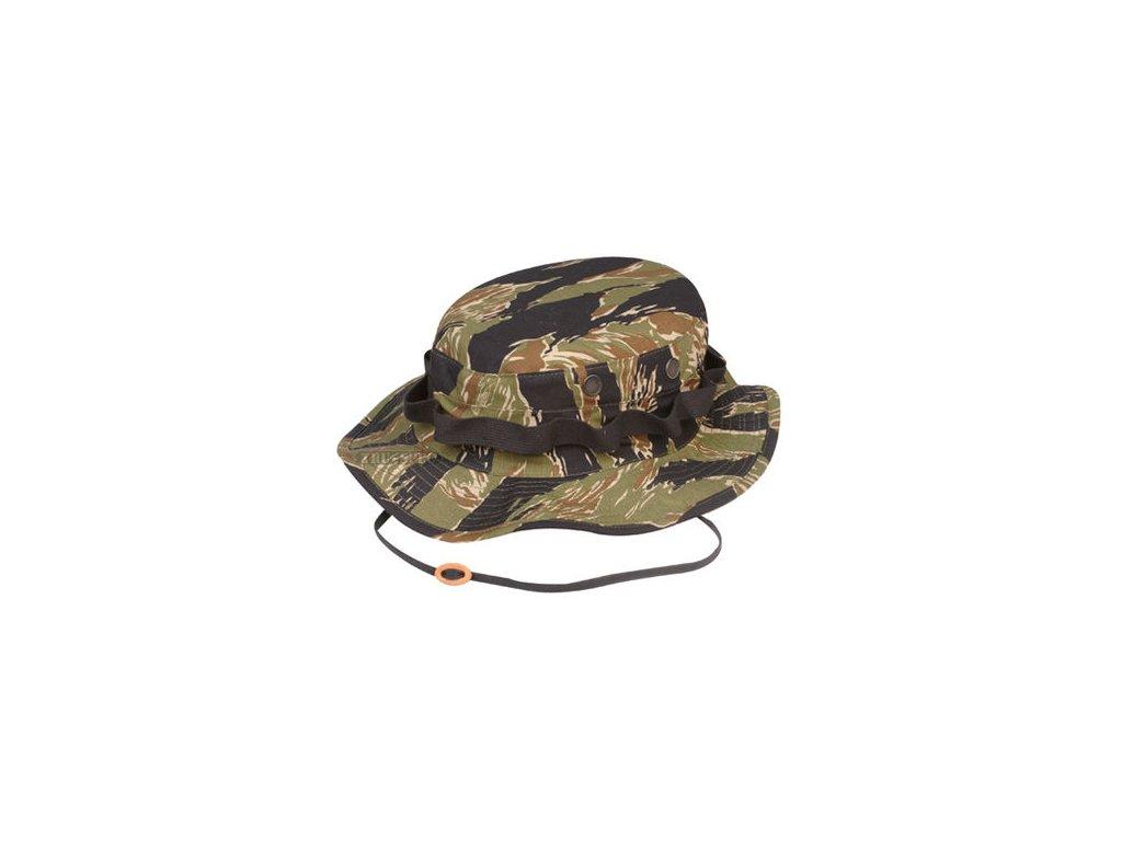 Klobouk TRU-SPEC Military Tiger Stripe