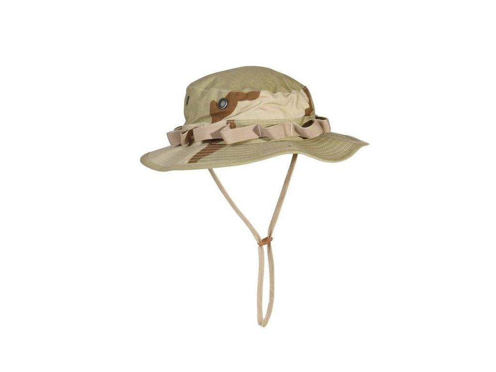 Klobouk MIL-TEC US GI Jungle Desert 3-Color