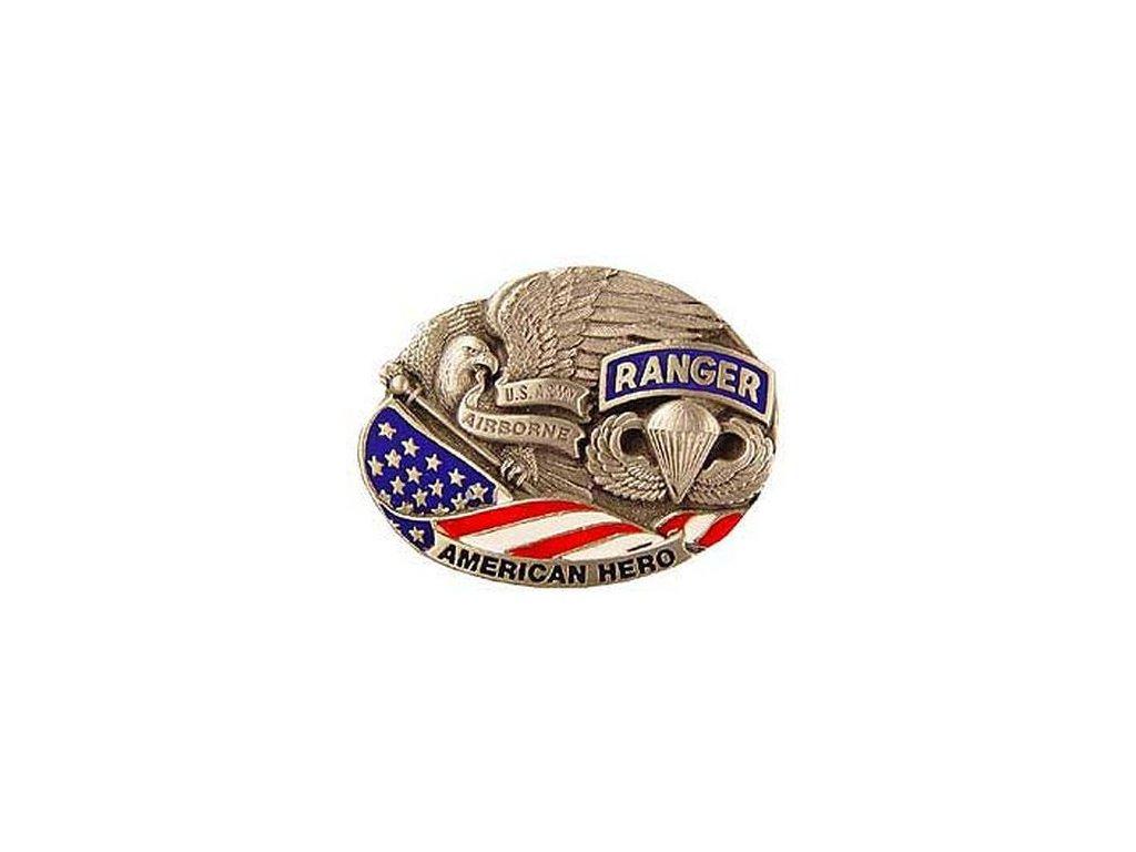 Přezka E.E. na opasek U.S. Army Ranger