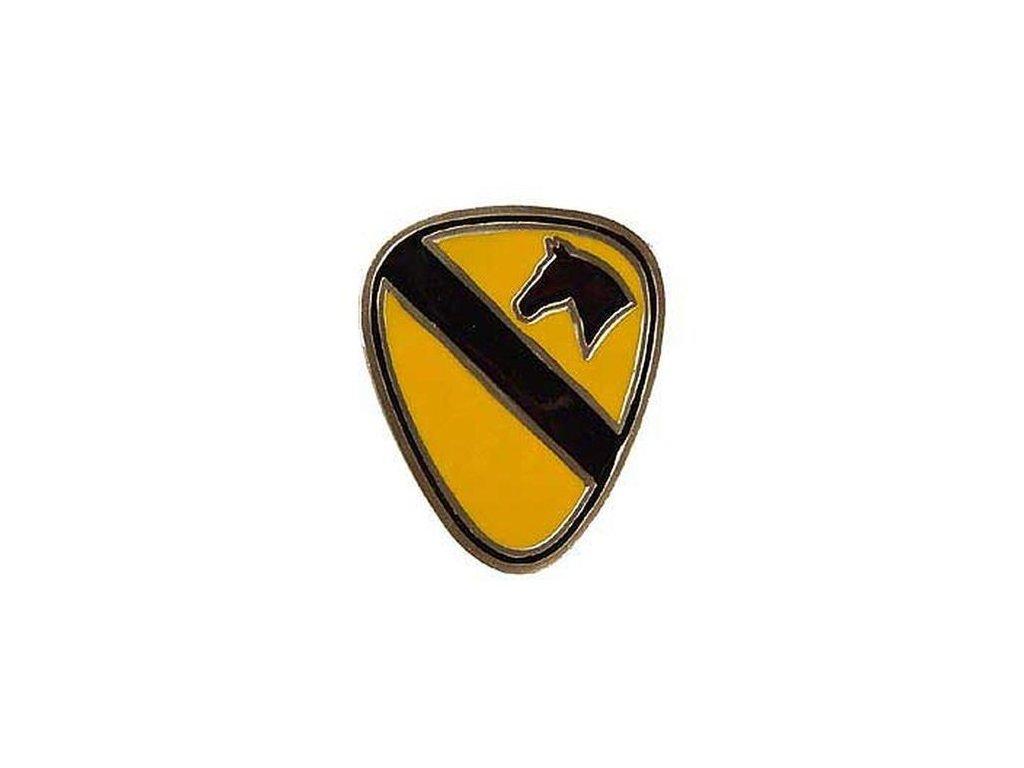 Přezka E.E. na opasek U.S. Army 1st Cavalry