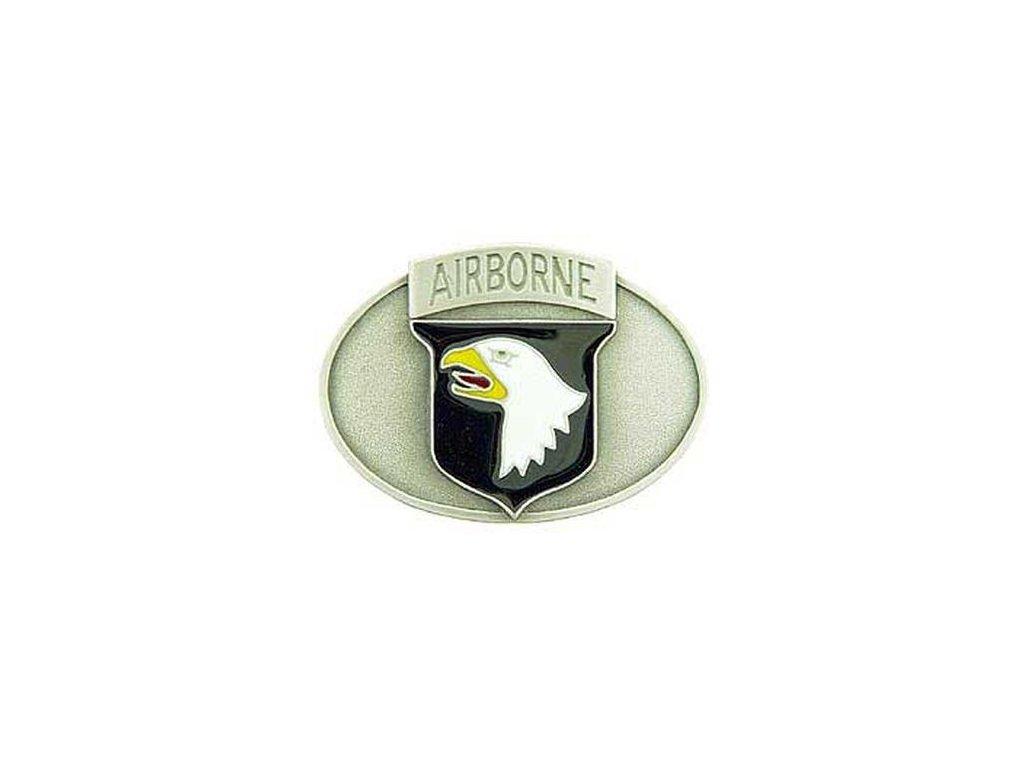 Přezka E.E. na opasek 101st Airborne Division