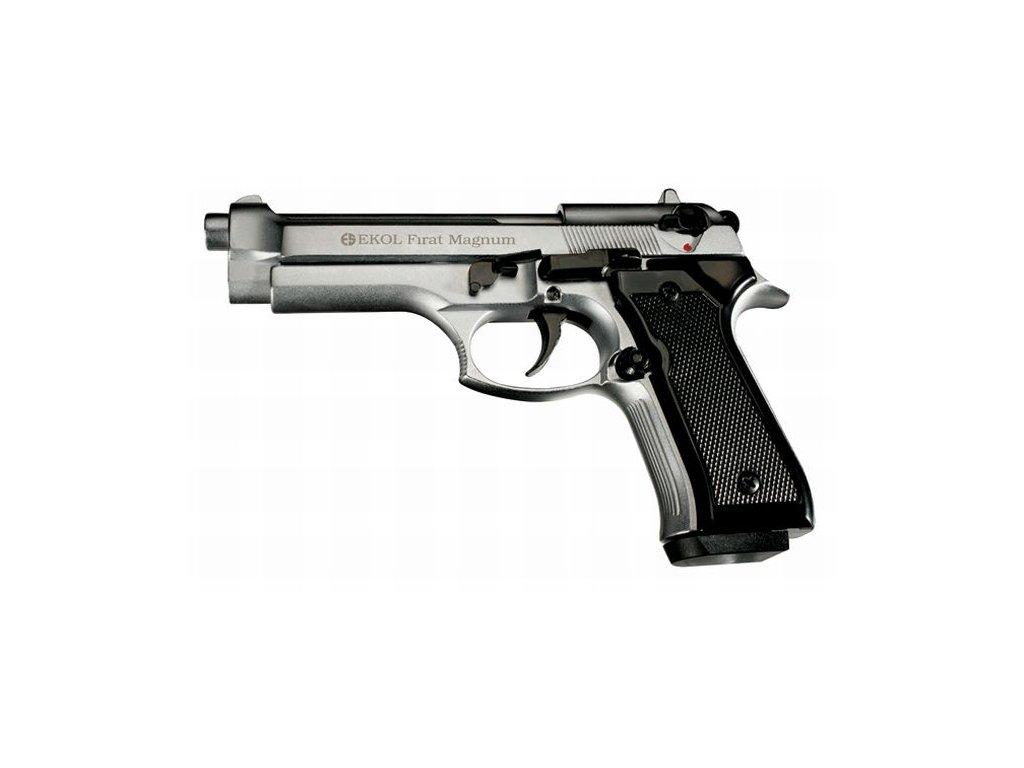 Plynová pistole Ekol Firat 92 Nikl cal. 9 mm P.A.