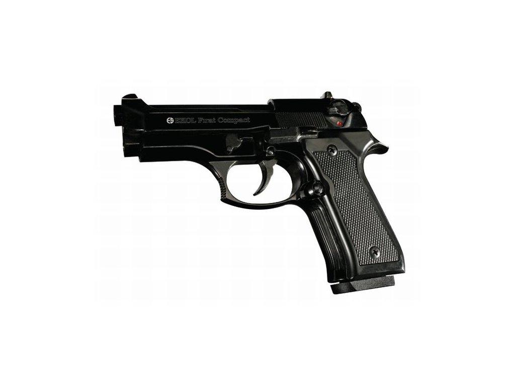Plynová pistole Ekol Firat Compact Černá cal. 9 mm P.A.