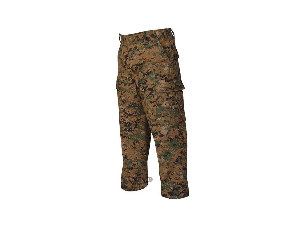 Kalhoty TRU-SPEC DCU / USMC Digital Woodland POCO