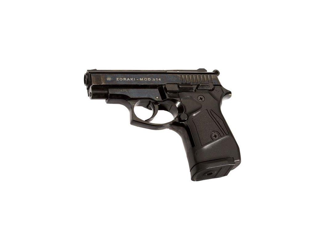 Plynová pistole Atak Arms Zoraki 914 Auto Černá cal. 9mm P.A.Knall