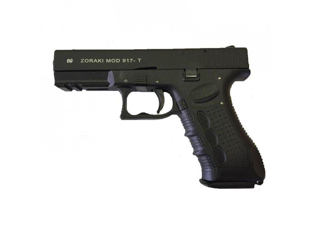 Plynová pistole Atak Arms Zoraki 917 Černá cal. 9mm