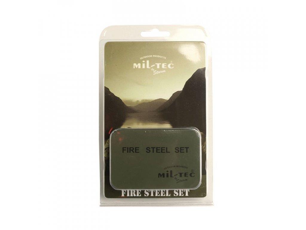 Survival MIL-TEC Fire Steel SET