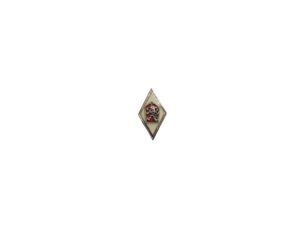 Odznak ČSLA pro absolventy Vojenské vysoké školy - ČSSR