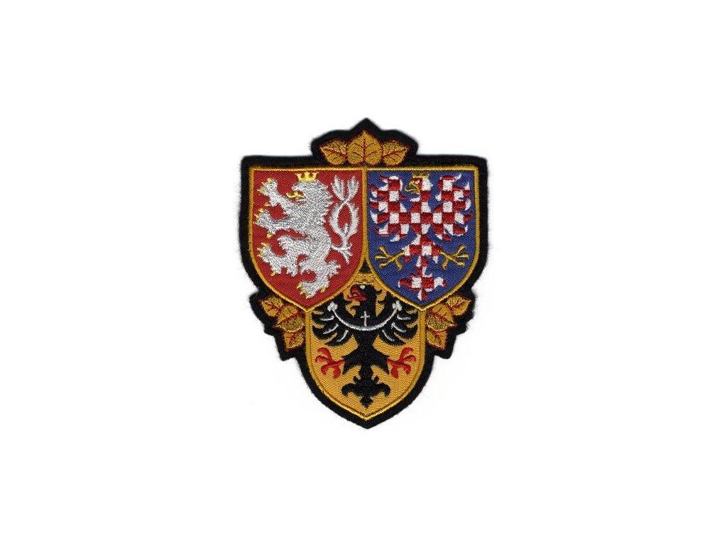 Nášivka AČR znak Hradní stráže rukávový
