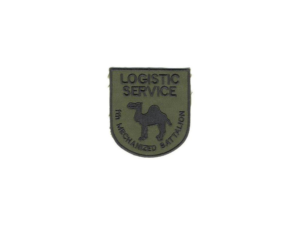 Nášivka AČR Logistic service 1.mpr