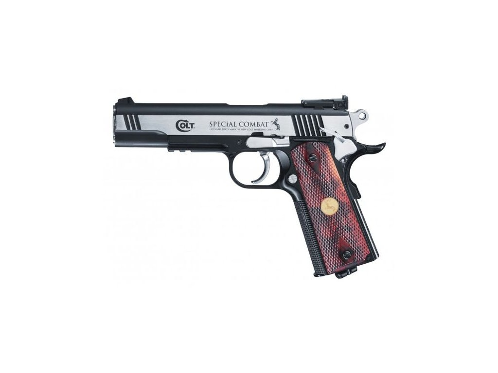Vzduchová pistole UMAREX Colt Special Combat Classic