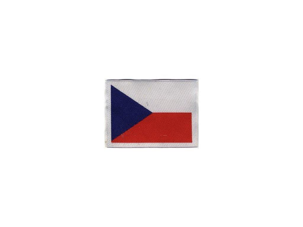 Nášivka AČR vlajka ČR - košilová