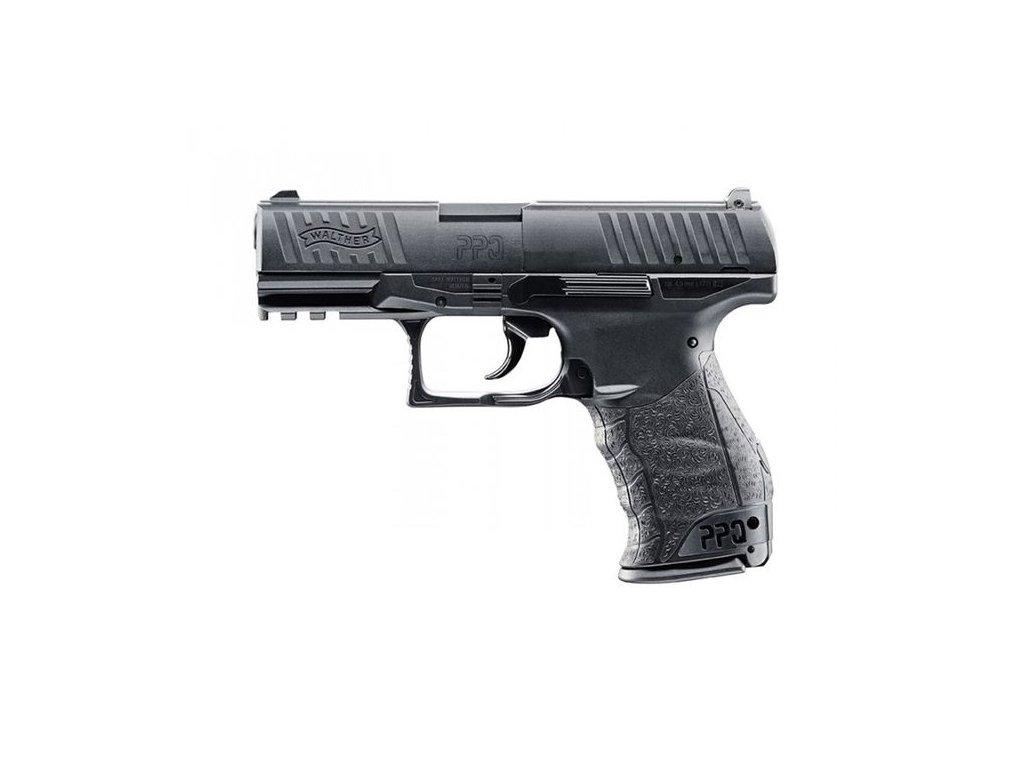 Vzduchová pistole UMAREX Walther PPQ Černá