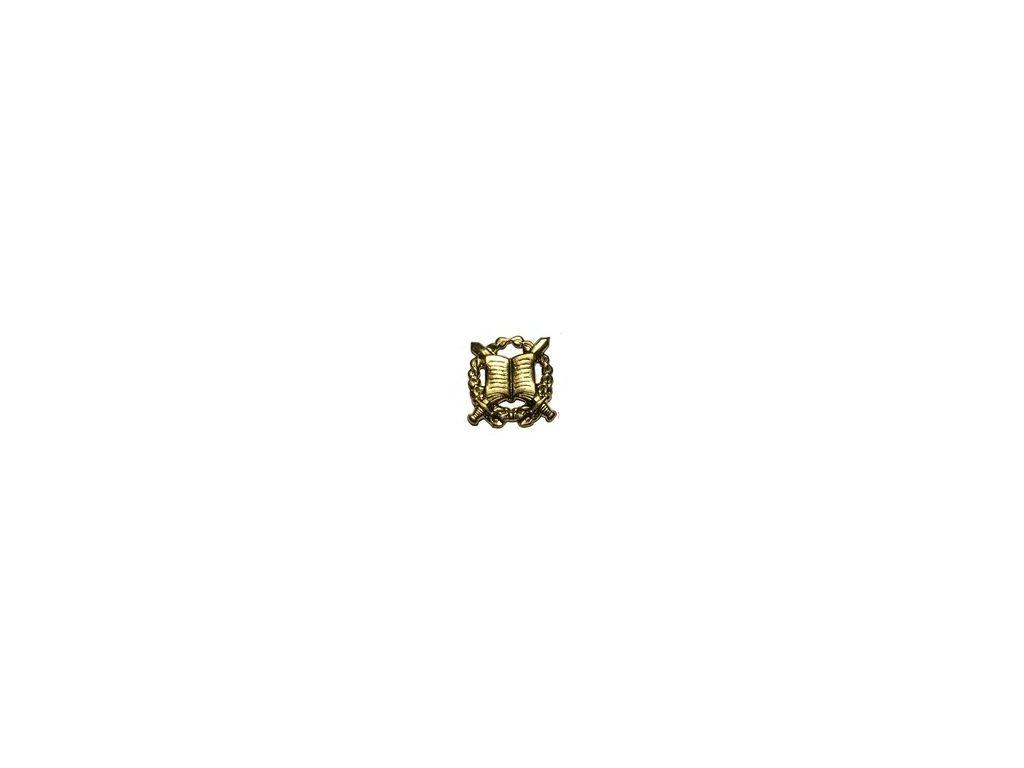 Znak rozlišovací ČSLA zlatový pro spisovou a archivní službu