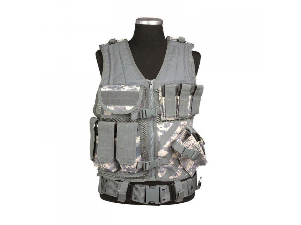 Taktická vesta MIL-TEC USMC AT-Digital