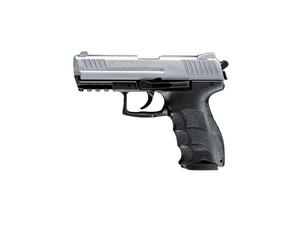 Plynová pistole Umarex Heckler&Koch P30 Bicolor cal.9mm