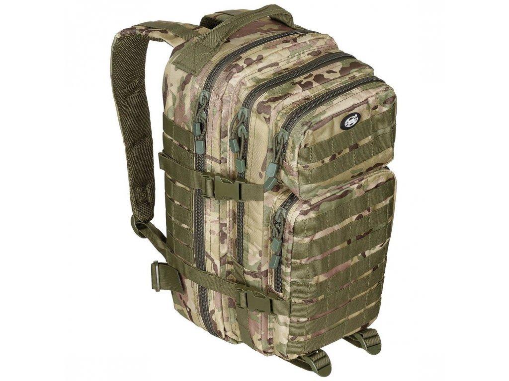 Batoh Max-Fuchs US Assault Pack Operation Camo
