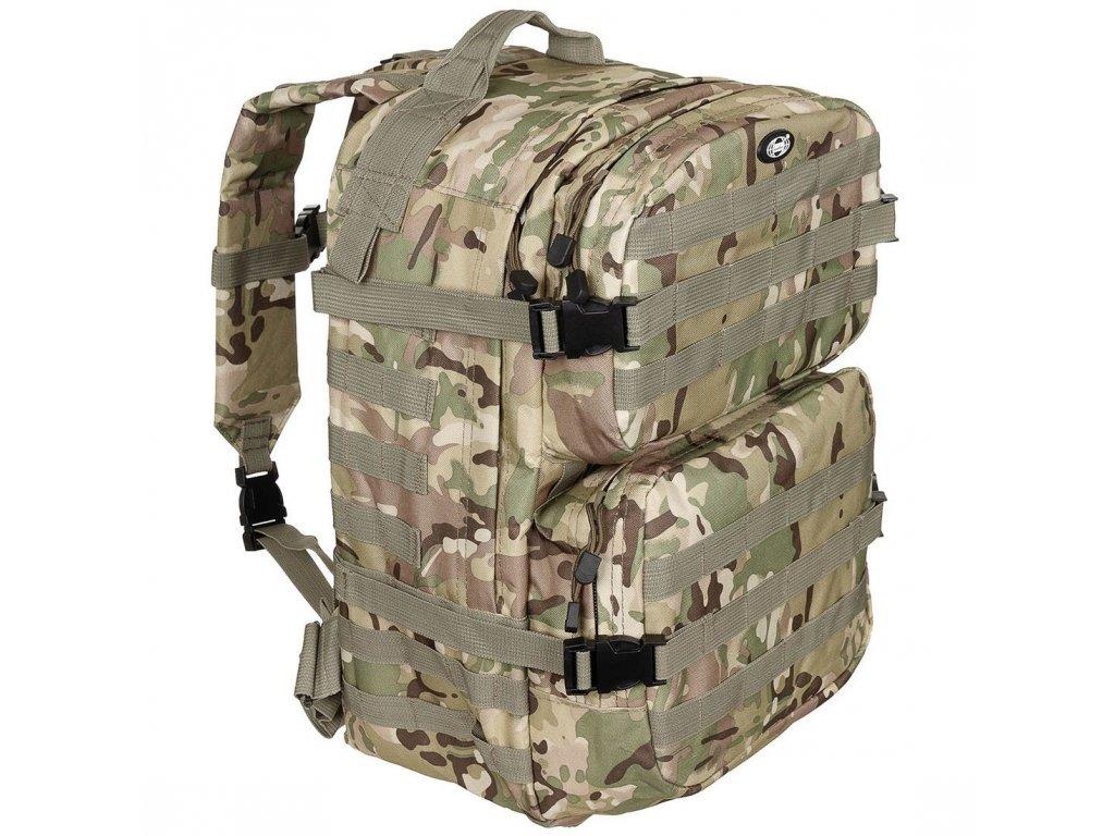 Batoh Max-Fuchs US Assault II Operation Camo