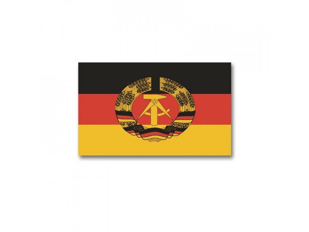 Vlajka MIL-TEC Německá demokratická republika NDR