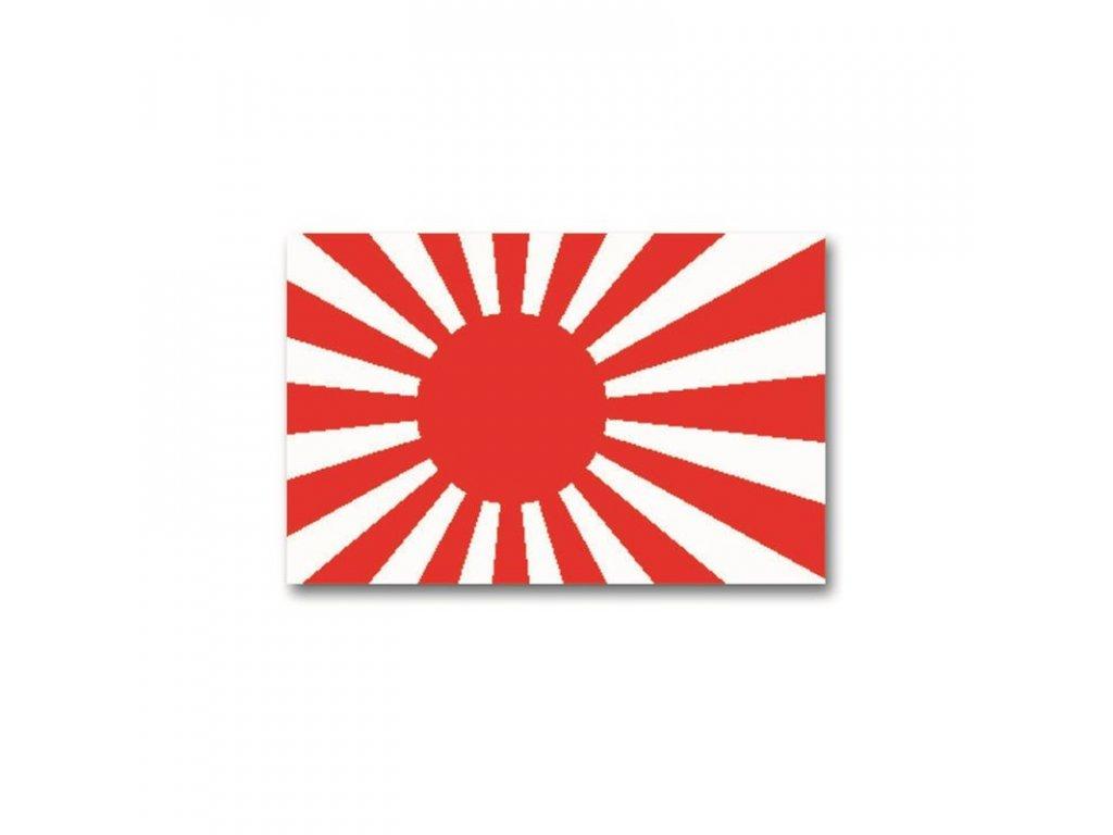 Vlajka MIL-TEC Japonsko válečná