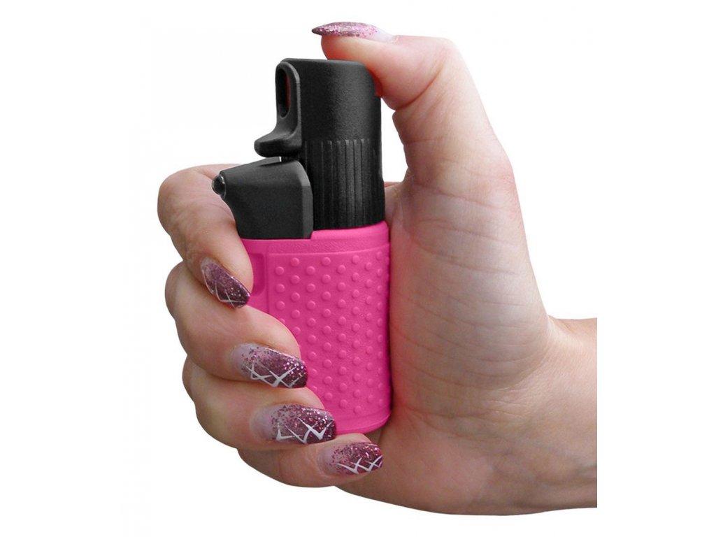 Sprejová svítilna ESP HURRICANE Flashlight Pink