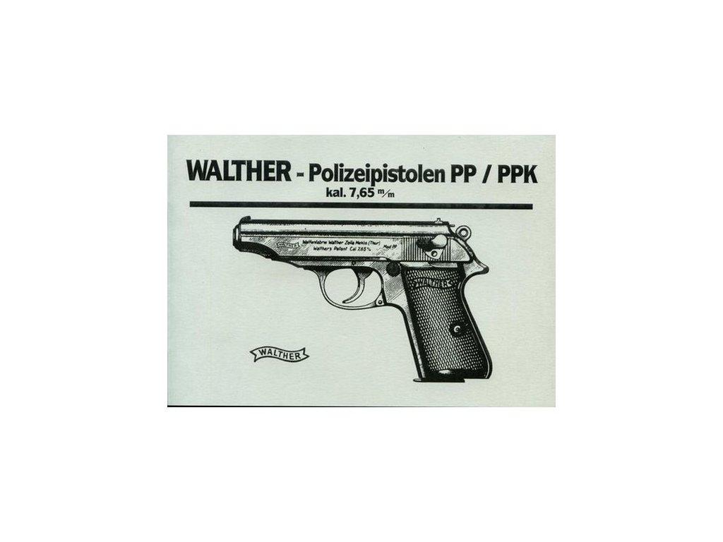 Manuál Walther PP/PPK - reprint
