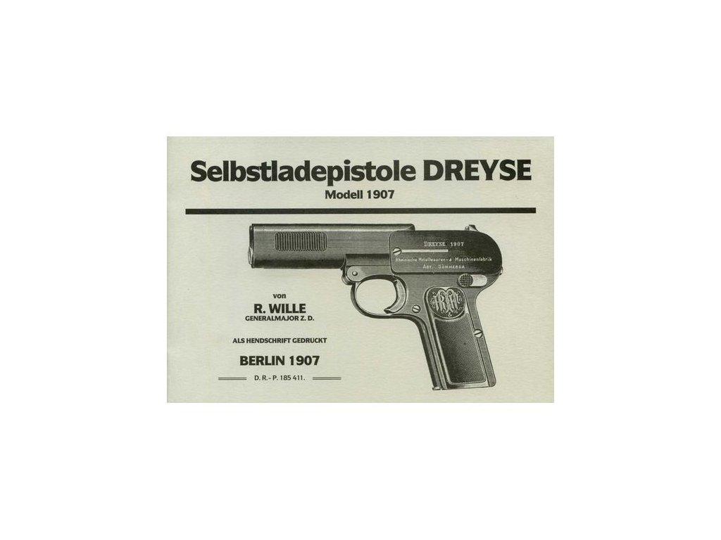 Manuál Dreyse 1907 - reprint