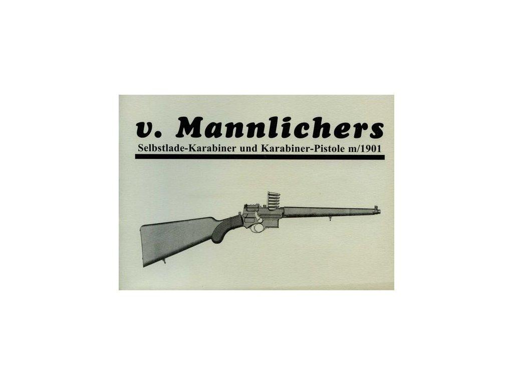 Manuál Mannlicher M/1901 - reprint
