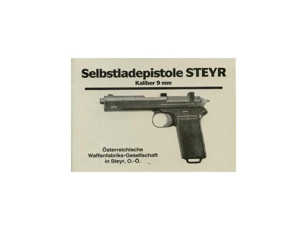 Manuál Steyr 1912 - reprint