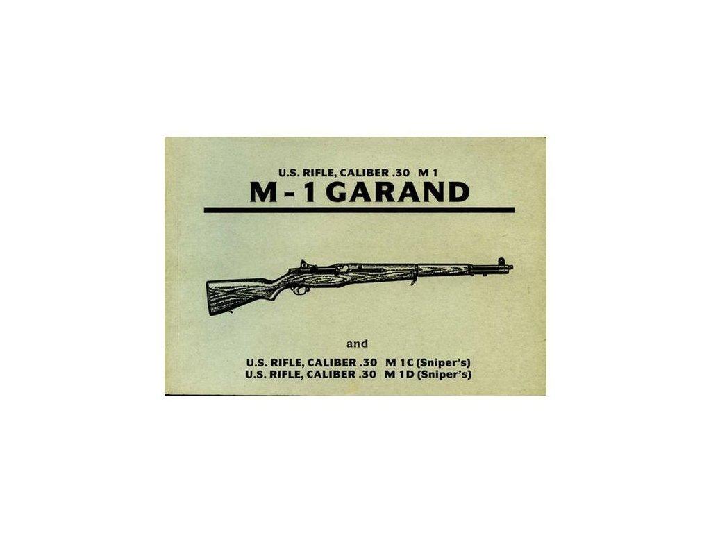 Manuál M1 Garand - reprint