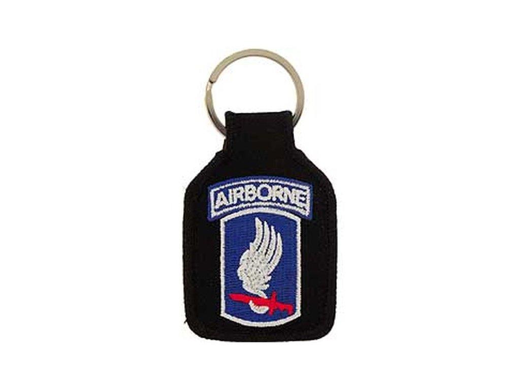 Přívěsek na klíče 173st Airborne Division