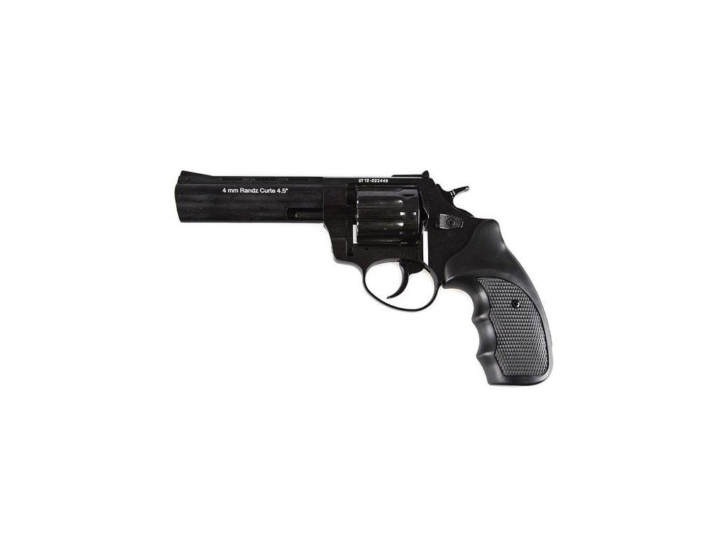 """Flobertkový revolver Atak Arms Zoraki R1 4,5"""" Černá cal. 4mm"""